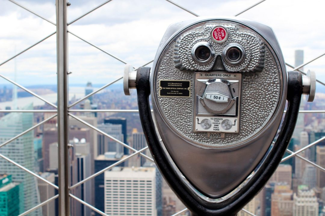 Empire State Building Telescope