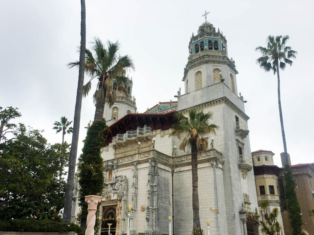 Visiting Hearst Castle