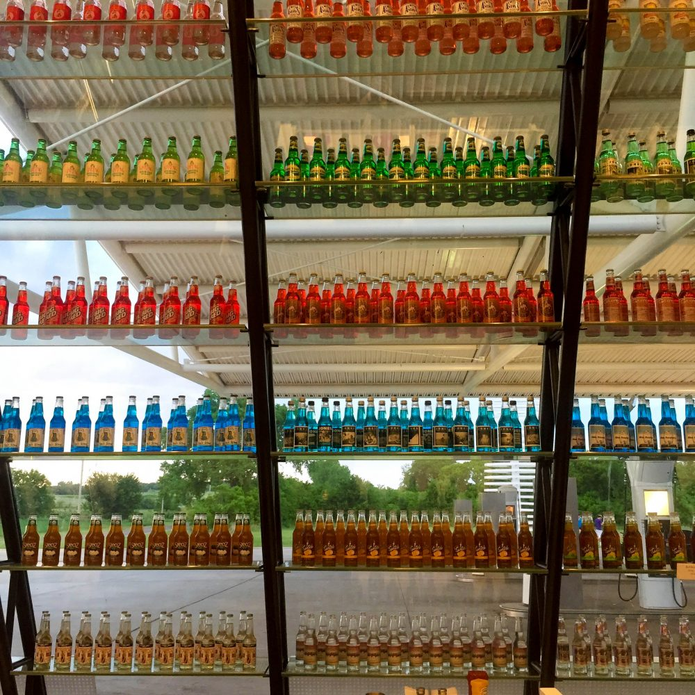 500 Different Soda Flavors POPS Arcadia
