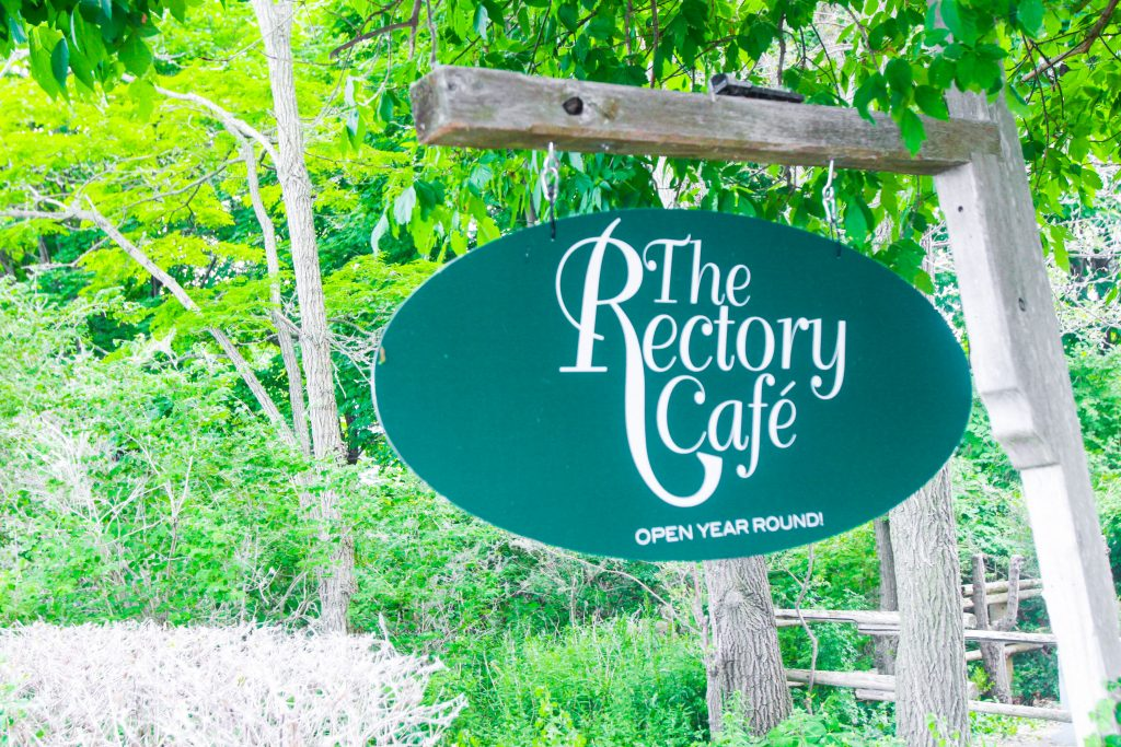 The Rectory Cafe Ward's Island Toronto Islands Canada