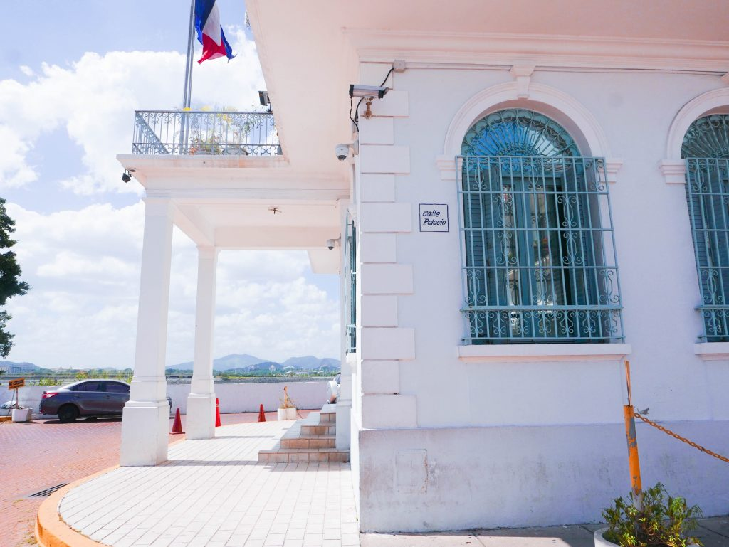 French Embassy Casco Viejo Panama City