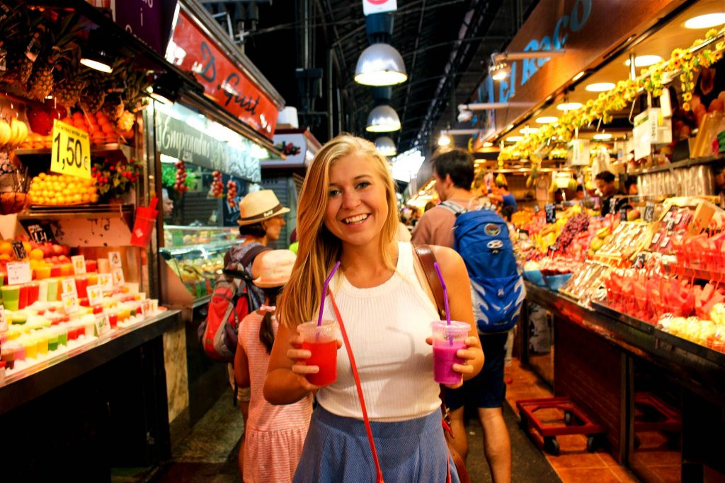 La Boqueria Market Barcelona Spain Best Food Markets in Europe