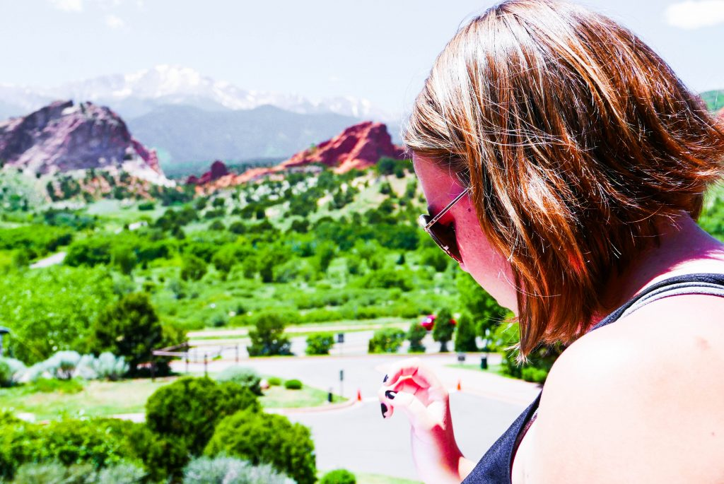 Madison Garden of the Gods Visitors Center
