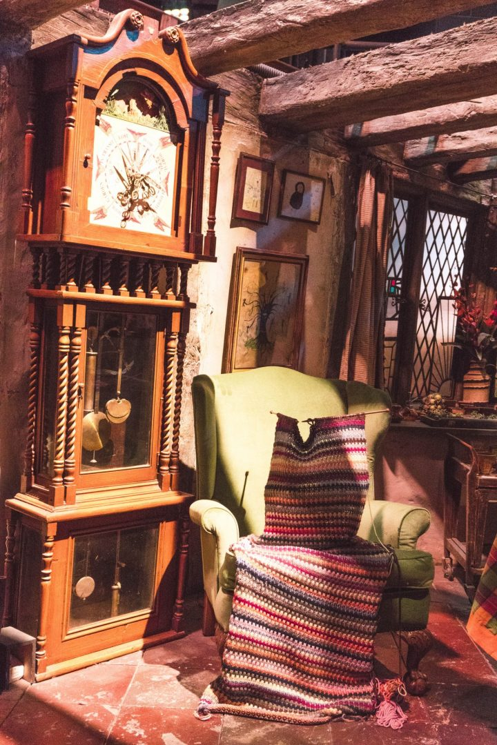 Harry Potter Studio Tour The Burrow
