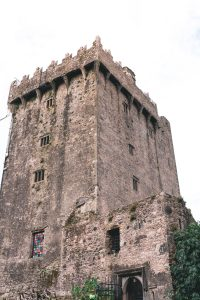 Blarney Castle Tower Ireland
