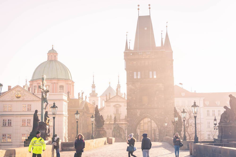 A Bright & Early Breakfast Tour of Prague with Naked Tour Guide Prague