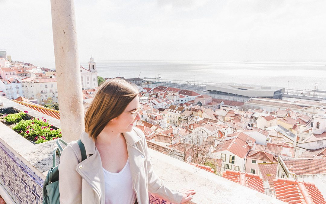 Lazing Around Lisbon // A First-Timers Lazy Itinerary for 4 Days in Lisbon