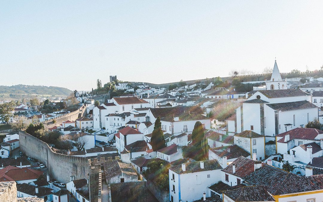 Ogling Obidos // Magical Things to Do in Obidos, Portugal in Two Days
