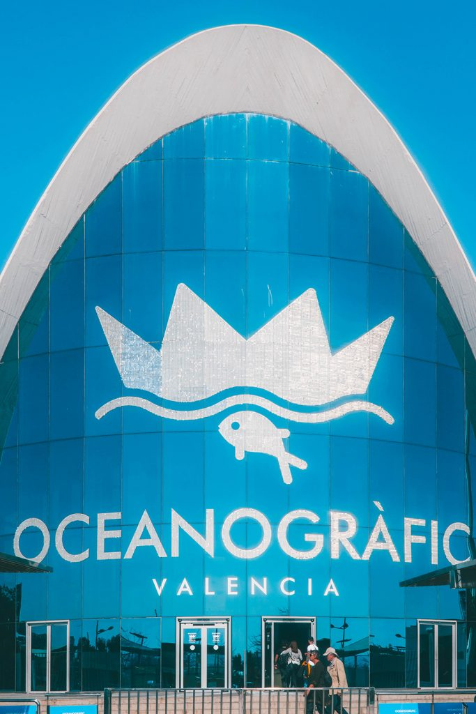 The Oceanographic Aquarium - one of the best things to do in Valencia, Spain